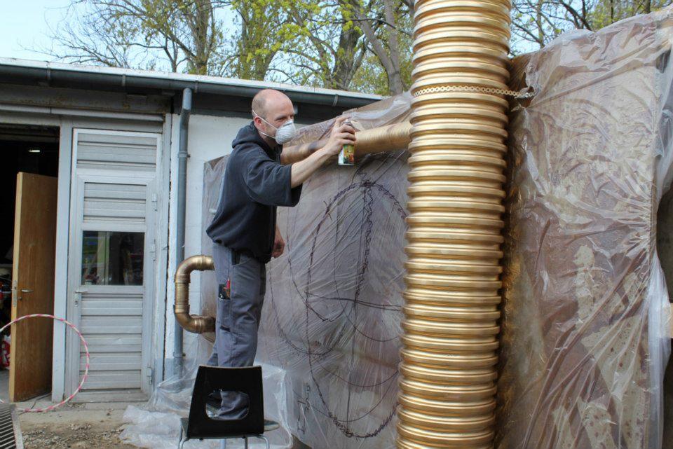 Kreativt byggeprojekt: Verner Bryder A/S – Depot for eksplosiv kemi